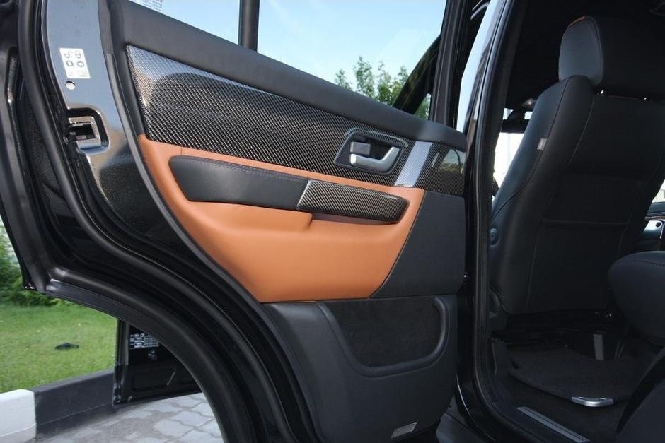 Обивка дверей для автомобиля